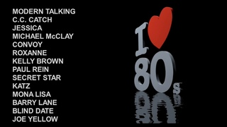 EuroDisco Hits 80's -  (Modern Talking,, Jessica, Roxanne, Katz, Joe Yellow..)