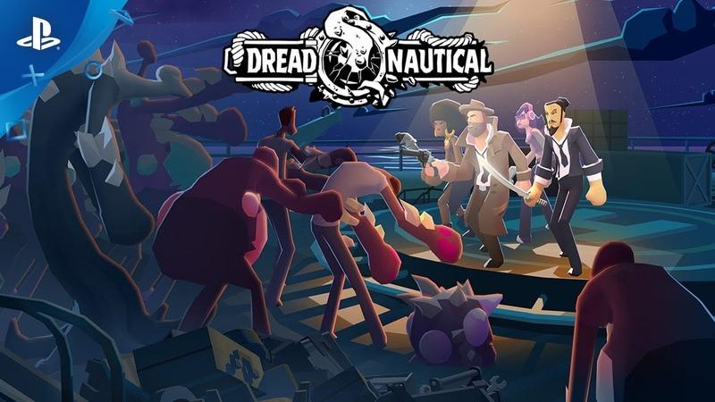 Dread Nautical Announcement Trailer PS4