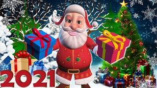 С Наступающим Новым 2021 годом! Весёлого Новогоднего Настроения в Новый 2021 год! С Годом Быка!