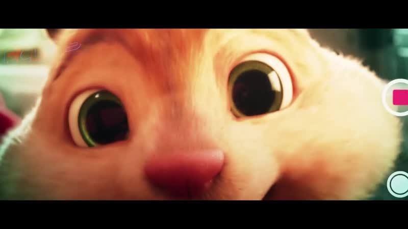 Элвин и Бурундуки поют Кавер на Сияй Ramil' пародийный клип 2020