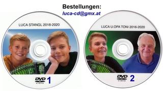 2 DVDs - Luca Stangl