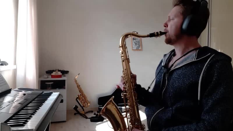 Two Feet - Love Is A Bitch sax cover