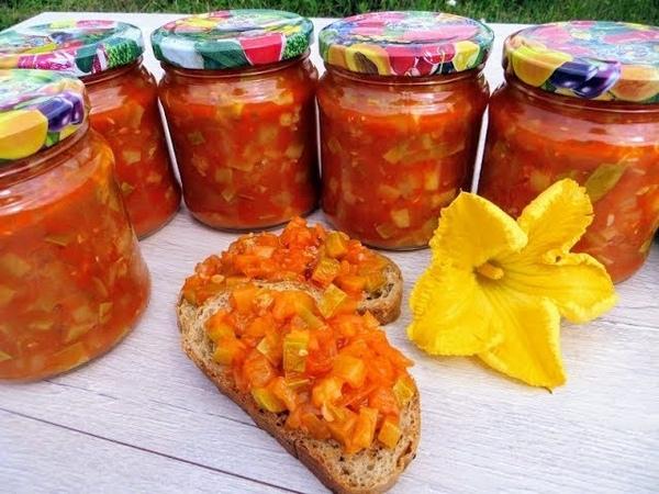 Бабушкина секретная закуска на зиму / Проверенный рецепт » Freewka.com - Смотреть онлайн в хорощем качестве