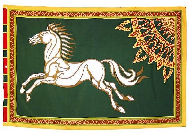 Флаг Рохана. Сувенир по мотивам кинотрилогии «Властелин колец»