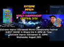 Extreme Improv XStreamed World Championship Festival 2020: Extreme Improv plus Guest A Wizard Did It