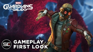 Marvels Guardians of the Galaxy | Gameplay First Look