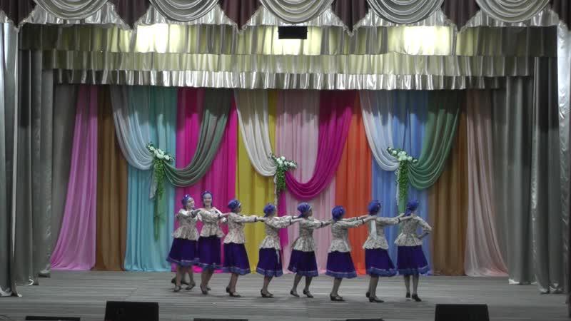 Народный ансамбль танца СУВЕНИР танец Гусеница Оренбургская область Адамовский район п Адамовка