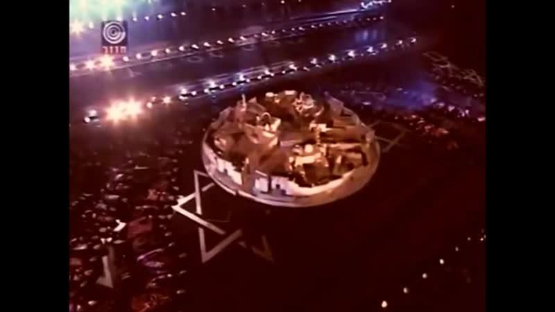 Ofra HAZA Yerushaláyim Shel Hazav Live 1998 T HD