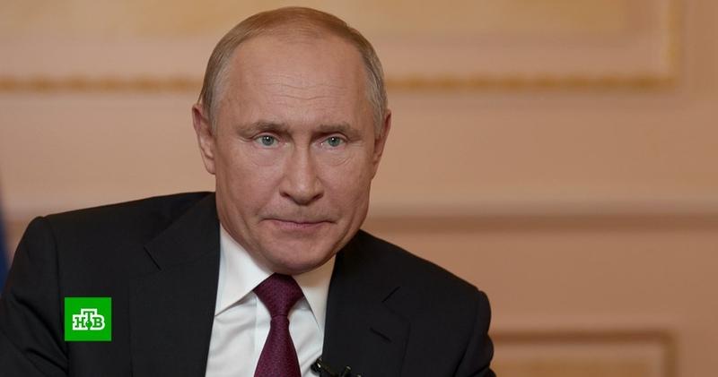 Путин рассказал о деградирующих отношениях с США и стратегическом партнерстве с Китаем