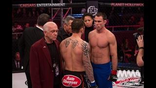 Jake Shields vs Brian Foster | WSOF 17, 2015