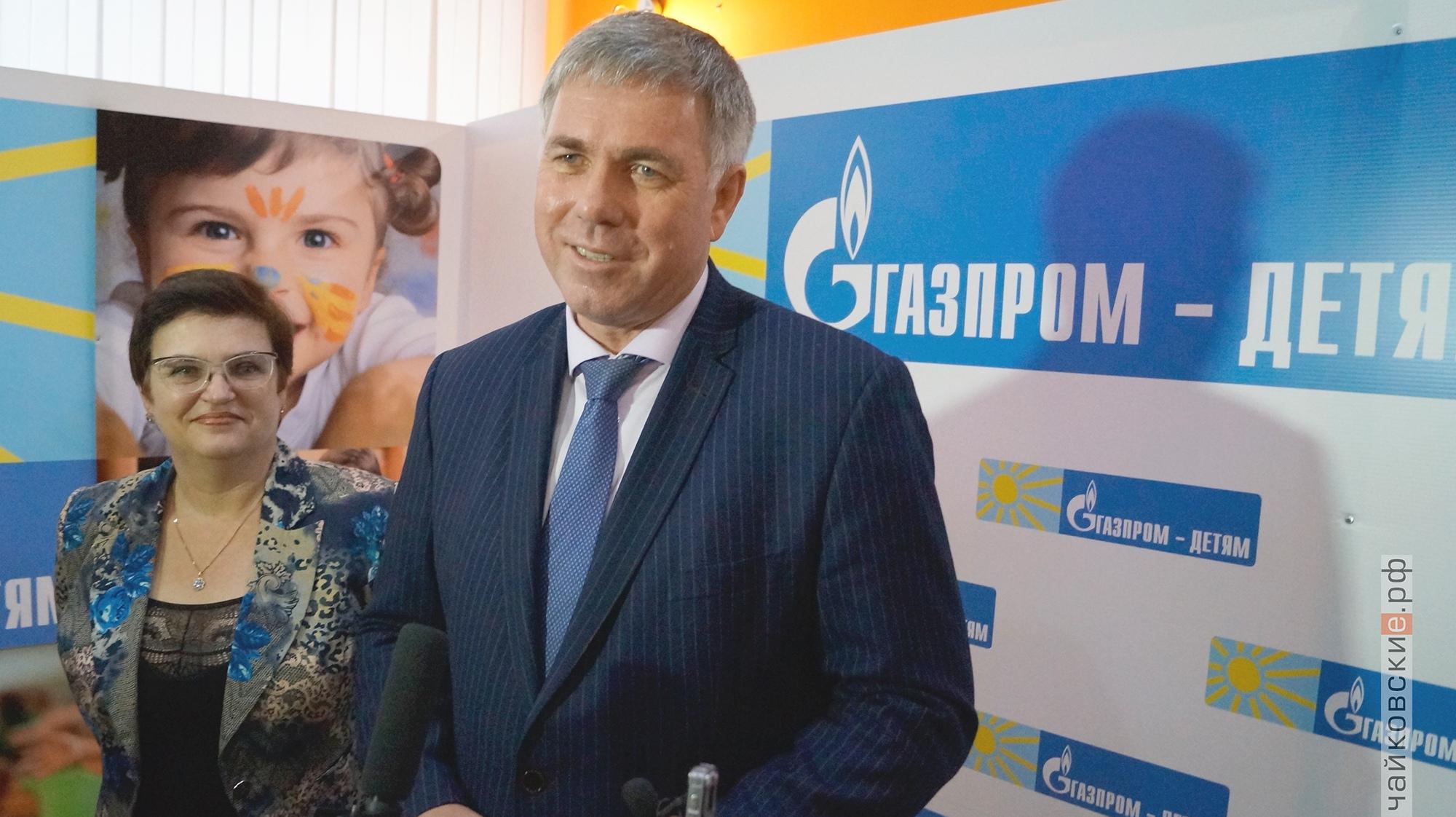 новогодняя сказка, газпром, чайковский район, 2019 год