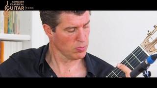 Emmanuel Rossfelder plays La Campanella Niccolò Paganini - guitar Paul Sheridan