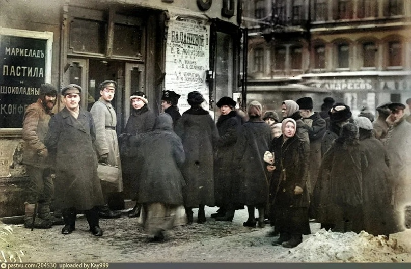 Эксклюзивные цветные фотографии Петербурга начала 20 века - часть 2, изображение №8