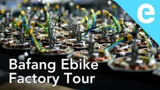 How e-bike motors are made (Bafang Factory Tour)