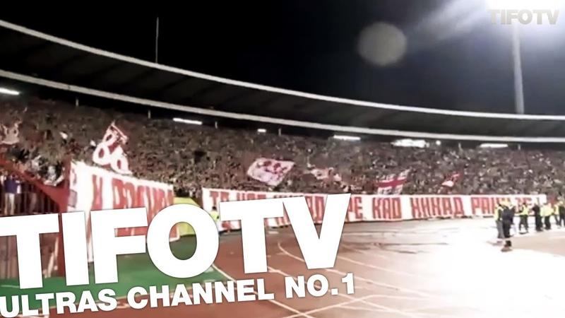 DELIJE STYLE CHANT 'PO ZIMI KISI SUNCU SNEGU ILI KOSAVI' Ultras Channel No 1