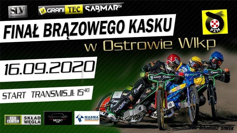Finał BRĄZOWEGO KASKU 2020 w Ostrowie Wlkp