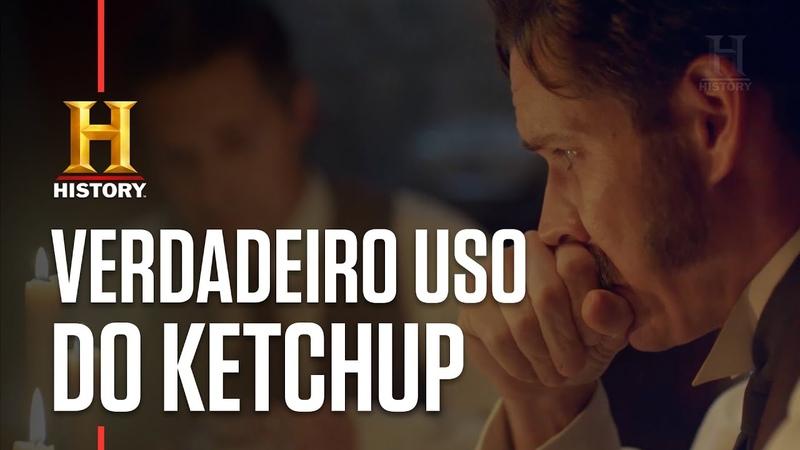 O ketchup nasceu por um motivo muito nojento   GIGANTES DOS ALIMENTOS   HISTORY
