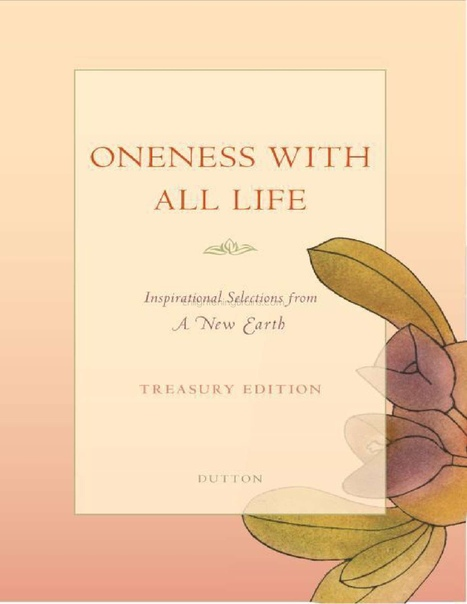 Eckhart Tolle] Oneness With All Life Inspiration
