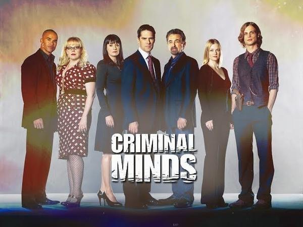 Заставка к сериалу Мыслить как преступник / Criminal Minds Opening Credits