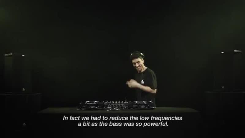 Amate Audio DJ audition session