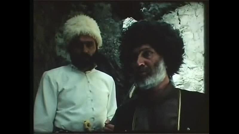 Осетин не стреляет в спину | отрывок из фильма Хохаг - 1992.