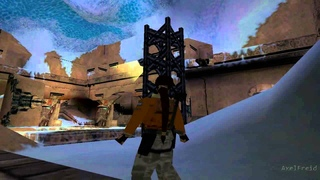 Tomb Raider III: AoLC - Затерянный город Тиннос 1/5