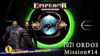 🔥 DUNE 2021 Game Emperor House Ordos Battle for dune Mission-14 Прохождение с BLASTER and NAPALM