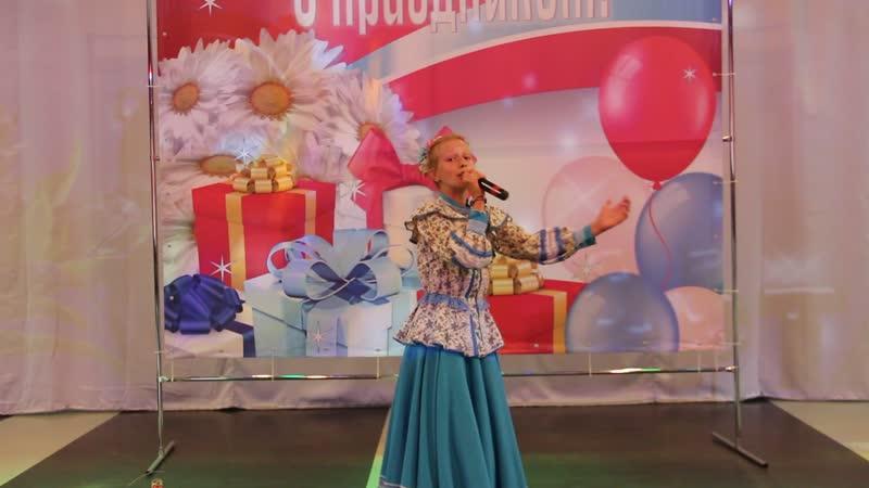 Казачка вольная Мария Артемова