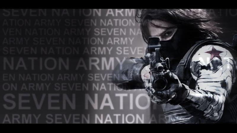 Seven nation army bucky barnes