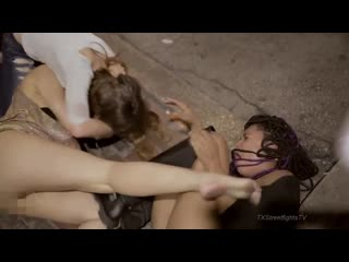 Ruthless girl fights