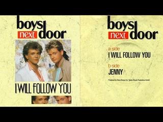"BOYS NEXT DOOR ""I Will Follow You"" (1986)"