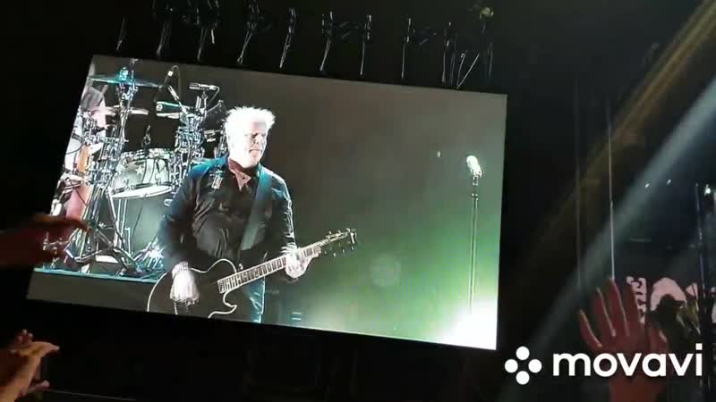 The Offspring Live 2018 @ Battery Park Sioux City IA USA 01 09 2018