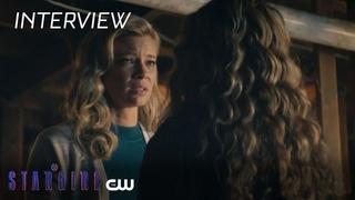 DC's Stargirl   Amy Smart - A Fine Line   The CW