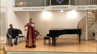 Яценко Екатерина, БУ «Колледж-интернат для одаренных детей Севера»