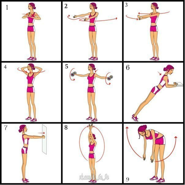 Какие Упражнения Чтобы Руки Похудели. 5 эффективных способов похудеть в руках
