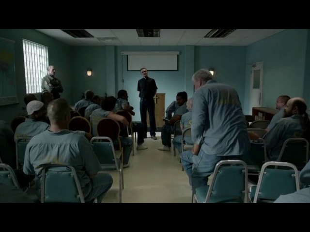 Clay Morrow 'Can I get an Amen for pussy ' SOAFX
