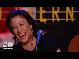 Alanis Morissette Everything on the Stern Show (2004)