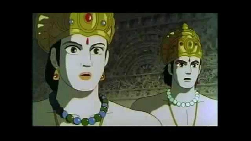 Ramayana-Película HiperbóreaSubtitulada (La Historia del Kshatriya Rama-Krishna)