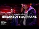 Breakbot DJ set live performance feat Irfane
