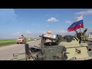Russian Military Police blocked the US patrol in al-Hasakah | May 2nd, 2020 | Syria