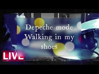Depeche mode - Walking in my shoes - drumcover by Evgeniy sifr Loboda