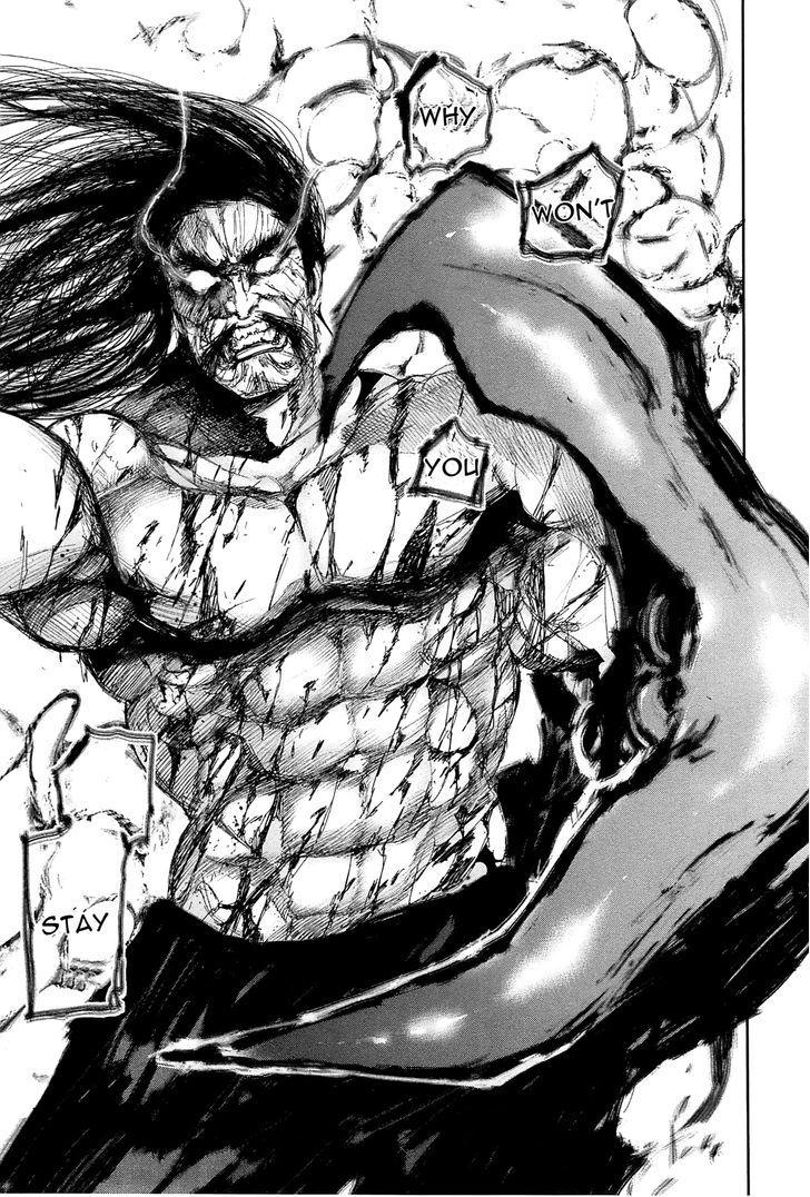 Tokyo Ghoul, Vol. 10 Chapter 98 Depths, image #13