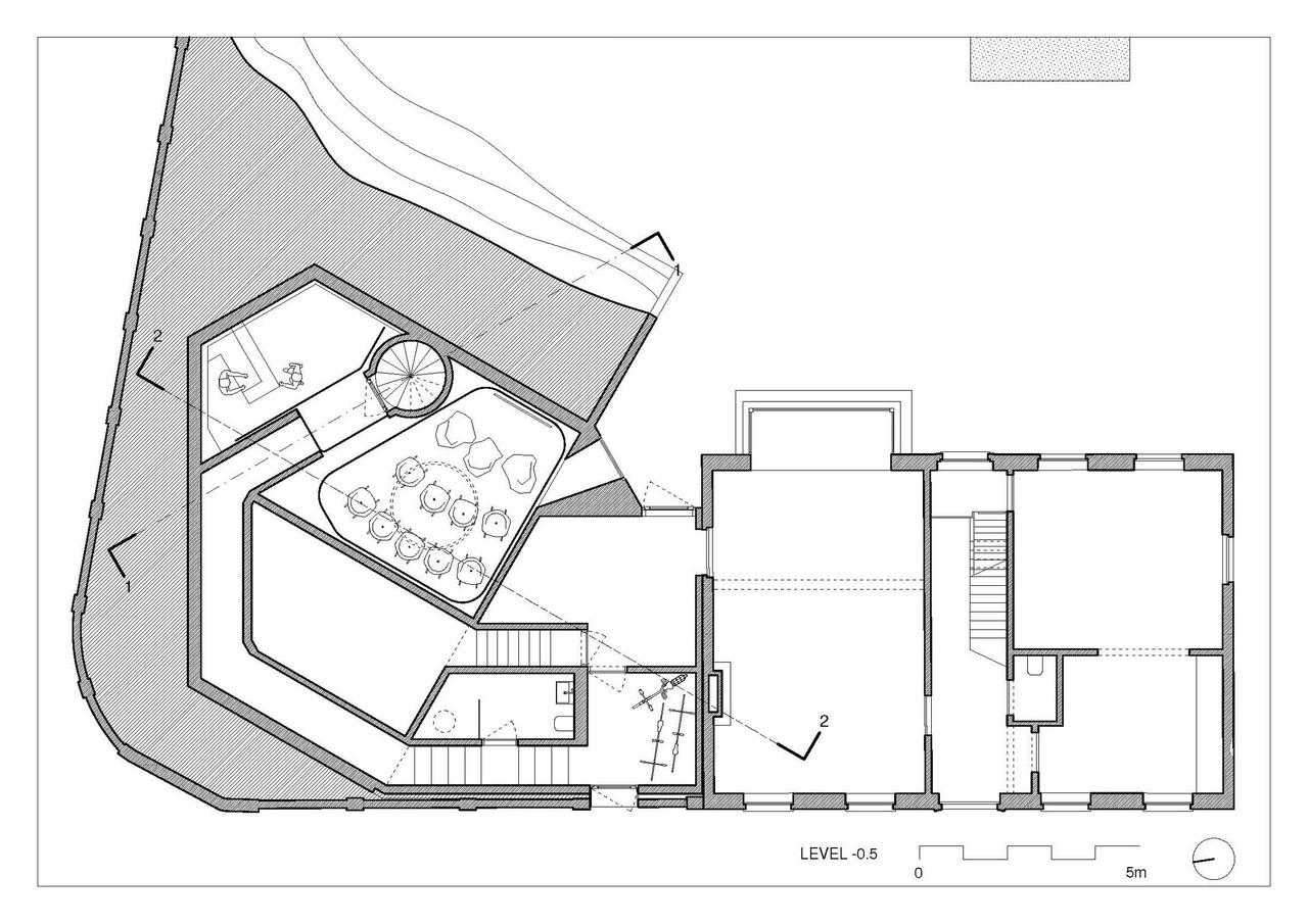 Гостевой дом и кинотеатр, Гент, Бельгия