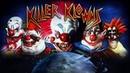 Клоуны-убийцы из космоса 1988 HD Фантастика, Ужасы, Комедия