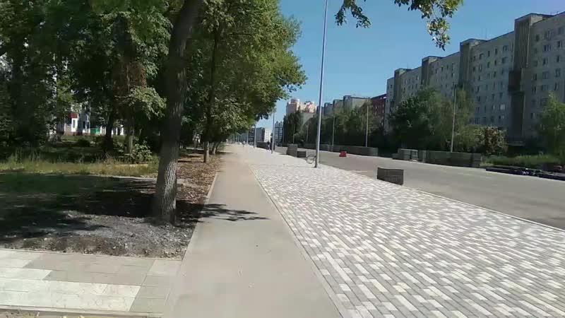 Проспект Победы в Липецке откроют в сентябре