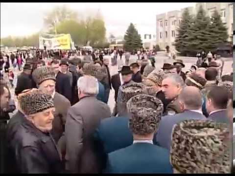 Ингушетия Народный Президент Ингушетии Мурат Зязиков Дал аьтто боакхалб хьа