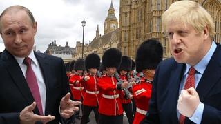 Жалкий «британский лев» скалит зубы наРоссию: Почему Лондон вдруг испугался Москву...