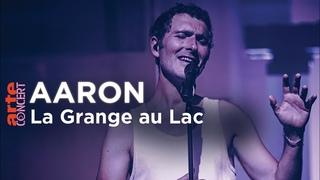 [ 🔴 PREMIERE] AaRON à la Grange au Lac - ARTE Concert
