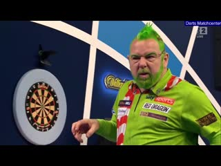 Peter Wright vs Steve West (PDC World Darts Championship 2021 / Round 2)