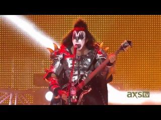Kiss Live In Zurich Full Concert 2013